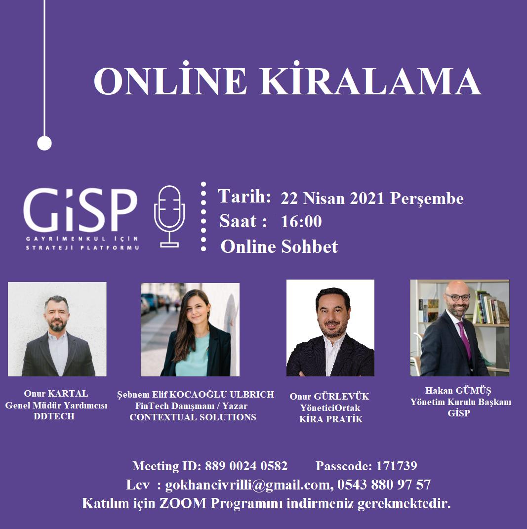 Online Kiralama