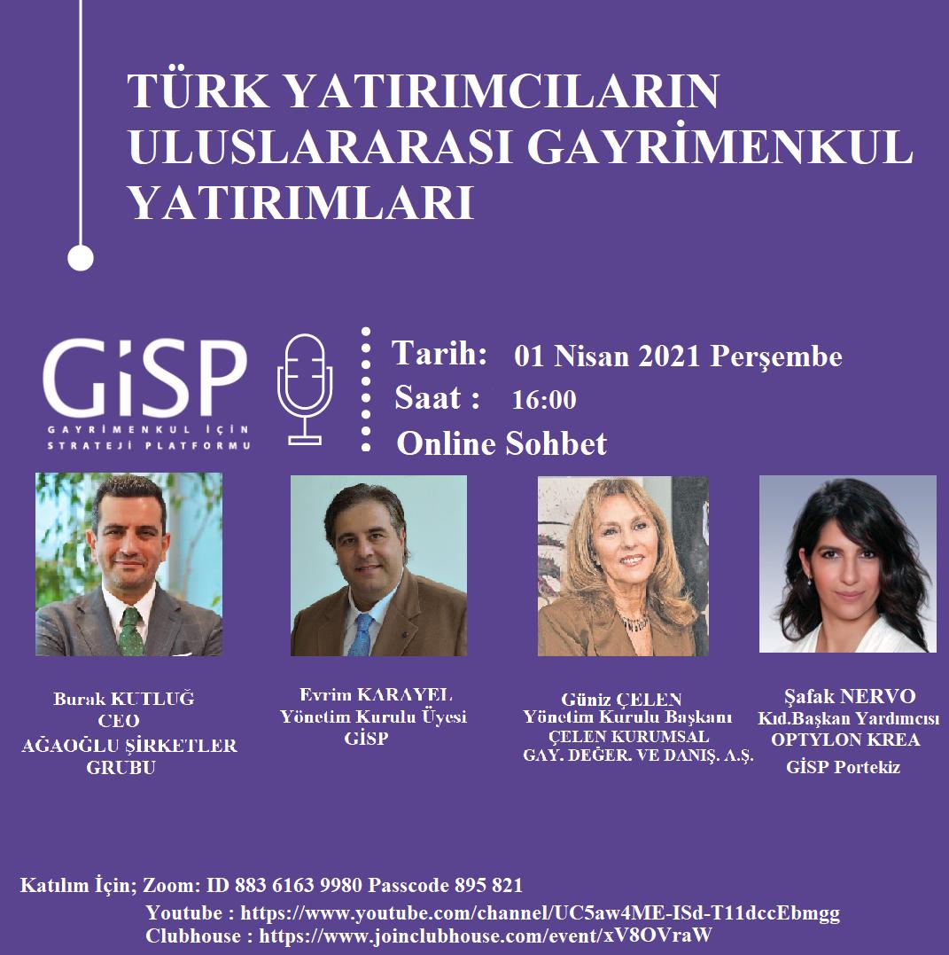 Türk Yatırımcıların Uluslararası Gayrimenkul Yatırımları