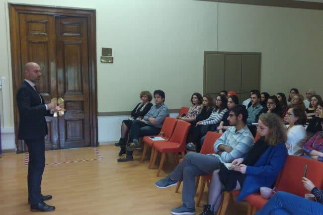 Yıldız Teknik Üniversitesi GİSP Sunumu