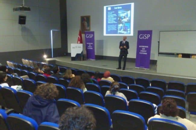İstanbul Teknik Üniversitesi GİSP Sunumu